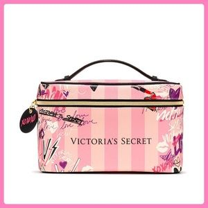 Brand New Victoria's Secret Weekender Train Case
